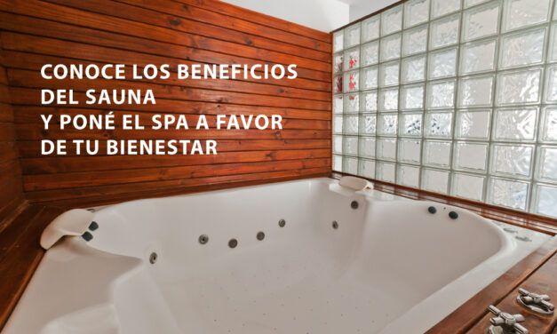 El sauna: un calor que cuida la salud